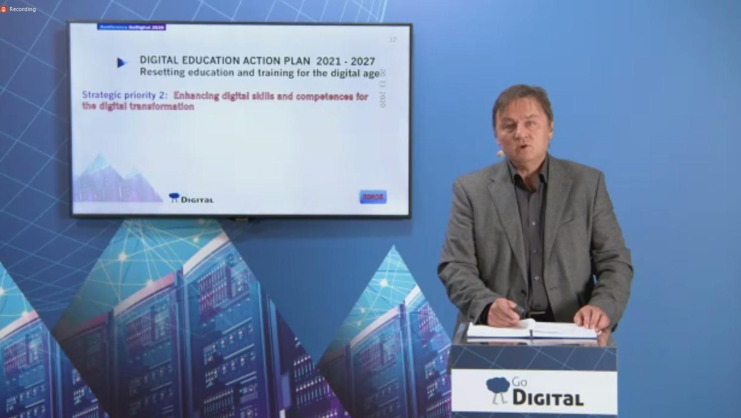 Dr Andrej Brodnik Go Digital