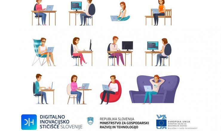 Sodelujte pri identifikaciji digitalnih profilov za načrtni razvoj kadrov v podjetju