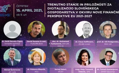 Priložnosti za digitalizacijo slovenskega gospodarstva v okviru nove finančne perspektive 2021-2027