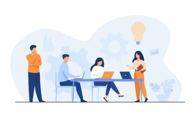 Poziv strokovnjakom za podporo pri oblikovanju načrtov usposabljanj in mentoriranje/svetovanje pri razvoju, izvajanju in prenovi digitalnih poslovnih modelov
